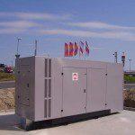 Diesel generátory