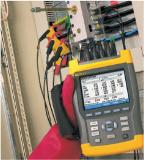 Analýza a korekcia porúch elektrickej siete