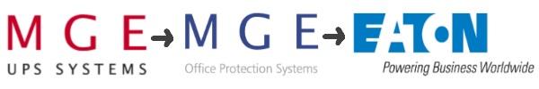 Konverzia MGE UPS SYSTEMS – EATON