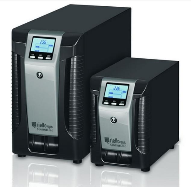 Sentinel Pro – najnovší model Riello Dialog Plus online UPS