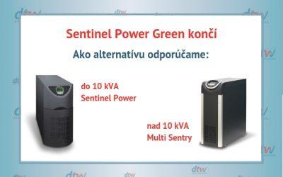 Alternatívy k Sentinel Power Green