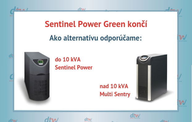 Alternatívy k Sentinel Power Green